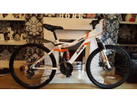 avigo full suspension mountain bike