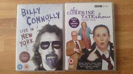 DVDs x 2 Comedy Bundle