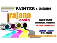 professional painter and decorating