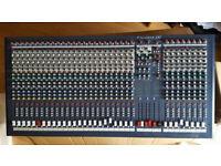 Soundcraft LX7ii 32 Channel Mixing desk