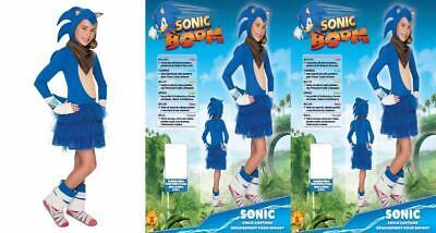 Rubie's Sonic Boom Girl's Costume, Large  - Sonic Girl Kostüm