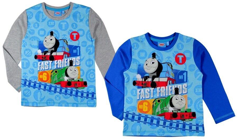 Thomas und seine Freunde Langarmshirt Shirt 92 98 104 110 116 122 langarm Kinder