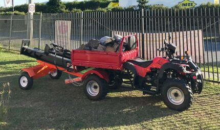 GRUDGE 200cc ATV with ute tray Rocklea Brisbane South West Preview