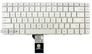 NEW HP Pavilion dv5-2000 dv5-2100 dv5-2200 US white keyboard no frame