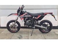 Reiju mrt 50cc motorbike