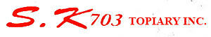 SK 703 Topiary