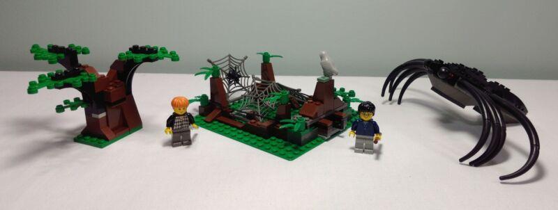 Lego Harry Potter Aragog in the Dark Forest 4727 Rare Figures 100 % Manual