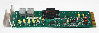 Circuit Module Board Bln6755c17 Communication Rack - Motorola Radio Centracom