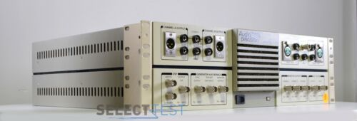 AUDIO PRECISION SYS-222G SYSTEM ONE DSP AUDIO TESTER, 2 CHANNELS (REF:662)