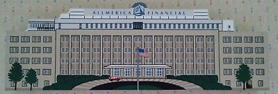 Cat's Meow Worcester, MA's Allmerica Financial with a Cat's Meow Bag!.
