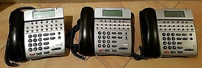 Nec Dterm Ip Phone Itr-16d-3bktel Refurb W Good Display One Unit.