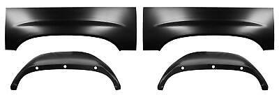 Rear Wheel Arch & Outer Wheel House Kit fits 99-07 Chevy Silverado GMC Sierra