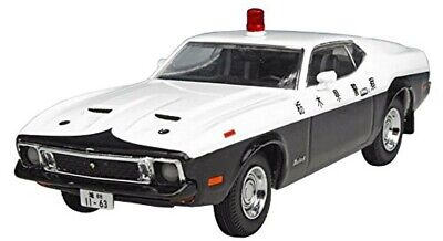 PREMIUM X 1/43 Ford Mustang Mach 1 Tochigi prefectural police finished product
