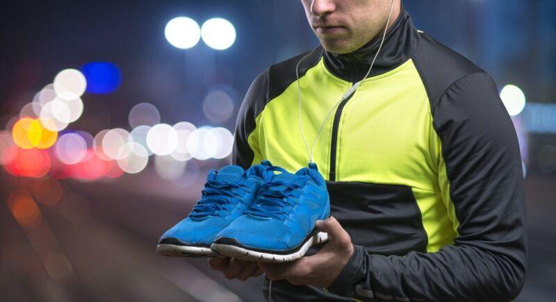 Ohne Sneakers geht gar nichts - ob beim Sport, auf der Party oder im ganz normalen Alltagsleben
