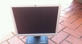 HP Compaq LE1711 LCD Monitor