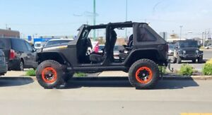 Jeep unlimited 2014
