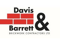 Bricklaying Gangs Needed - Immediate Start