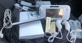 Nintendo Wii U 8GB Bundle