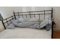 IKEA pull out double bed