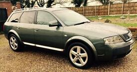 AUDI A6 ALLROAD 2.7T Quattro auto only 83k miles SOLD SOLD SOLD !
