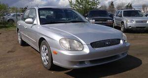 2001 Hyundai Sonata GL 2.4L Low KM'S!! Power Windows & Locks!!