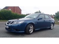 Saab 9-3 1.9TTiD Turbo Edition 178hp 4dr full service history MOT March 18 one owner from new