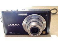 Panasonic LUMIX DMC-FS62 10.1MP Digital Camera