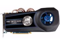 AMD Radeon HD 7870 GPU Graphics card