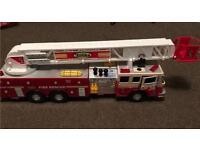 Extra large tonka fire truck