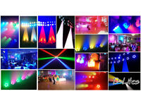 D-Lites Events Lighting, Free Service for Charities/Communities/Bands