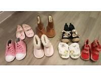 Pre walker baby girl shoes