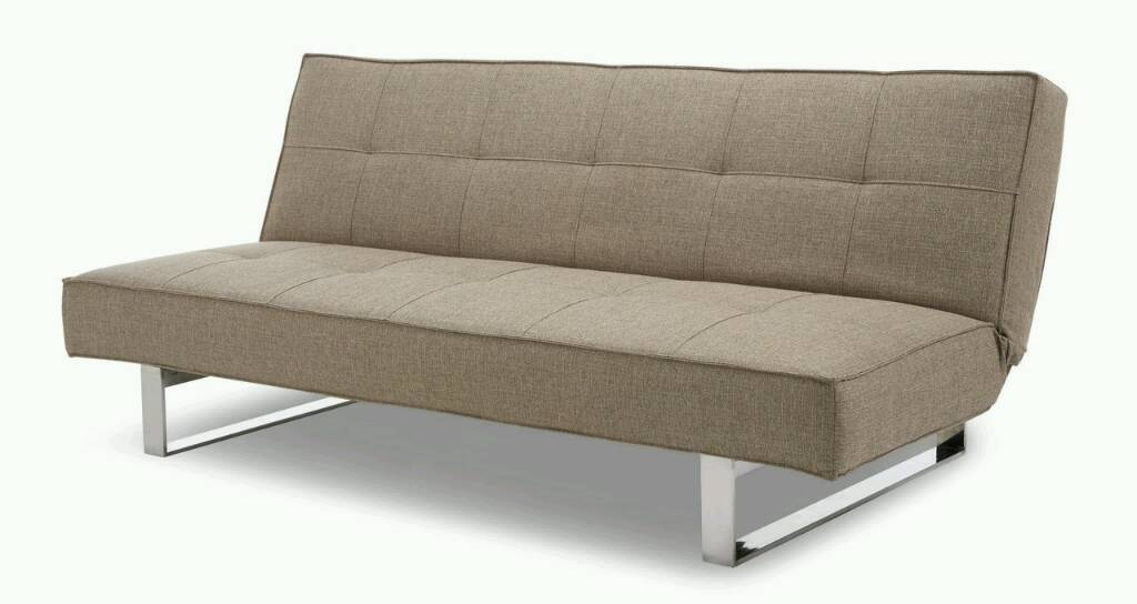 DFS SOFA BED FLIP double BED 2 / 3 SEATER As New ! Bought 3 months ago for spare. Cost £300 offers?