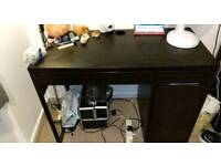 Lovely Black Computer Desk