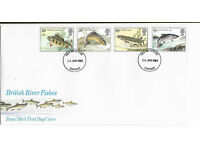 Royal Mail First Day Covers. Five Covers from 1983. All in Excellent Condition. Unaddressed