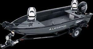 2017 legend boats 16 Xterminator T 40. per week o.a.c. ALL-IN PR