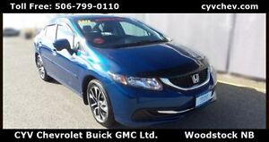 2015 Honda Civic Sedan EX Winter & Summer Wheels & Tires - $56/W