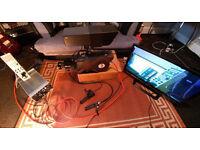 THOMSON Digital Studio camera chain with Fujinon Lens unit, remotes,CCU unit etc