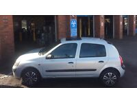 Renault Clio 1.2 for sale £650 12 months mot