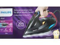 Philps azuz advance steam iron brand new