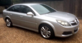 Vauxhall Vectra SRi CDTI Silver looks and drives great