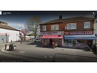 BUTCHER'S AND GROCERY SHOP FOR SALE, WITH FLAT, WALTHAMSTOW, EAST LONDON