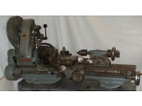 Myford ML7 Lathe for sale including stand and selection of tools