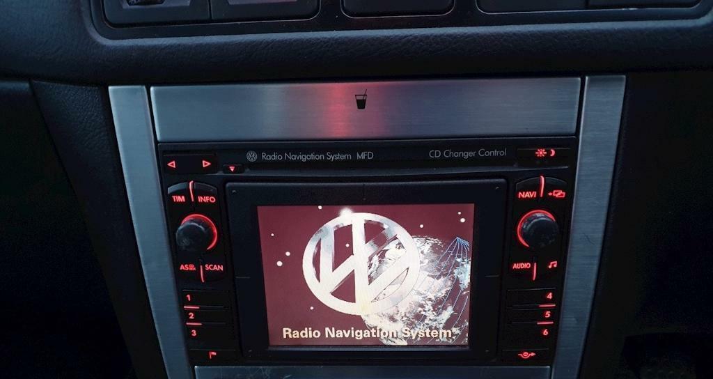 VW Volkswagen Golf MK4 R32 Bora Seat MFD Navigation System RNS car parts    in Derby, Derbyshire   Gumtree