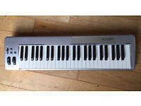 M-Audio Keystation 49 e Music keyboard