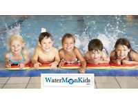 Swimming Lessons with WaterMonKids