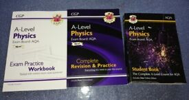 A-Level Physics Revision Books