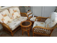 Cheap Cottage Cane Conservatory Furniture Sofa Chairs Table Stool Very Confortable
