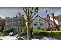 Furnished self-contained studio flat available in Fortune Green, Housing Benefit and DSS accepted.