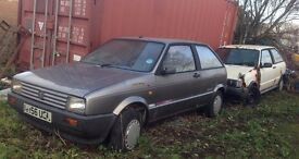 2 CLASSIC SEAT IBIZA Special 3 Door Hatchback for Sale as Spares and Repairs(NON-RUNNING)