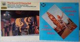 2 LPs -The Sound of Kenny Ball;Johnny Howard and His London Brass